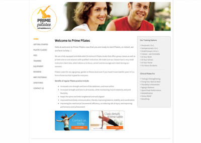 Prime Pilates
