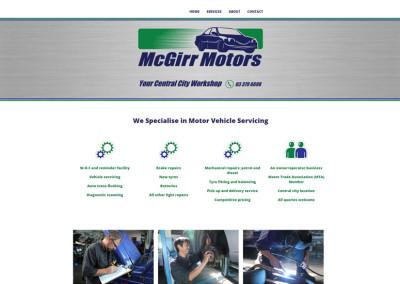 McGirr Motors