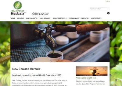 New Zealand Herbals